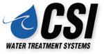 CSI water purification Asheville