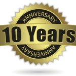10th Anniversary plumbing business