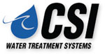 CSI water purification Asheville